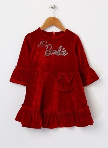 Barbie Elbise Kırmızı